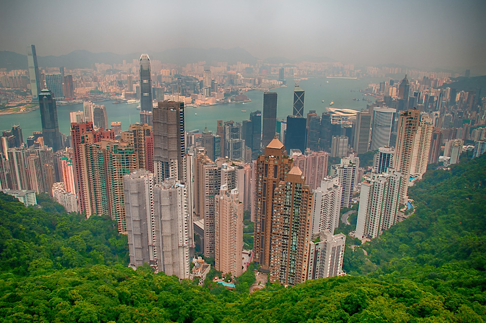 21 Punkte_Skyline Hongkong_Wolfgang Habringer