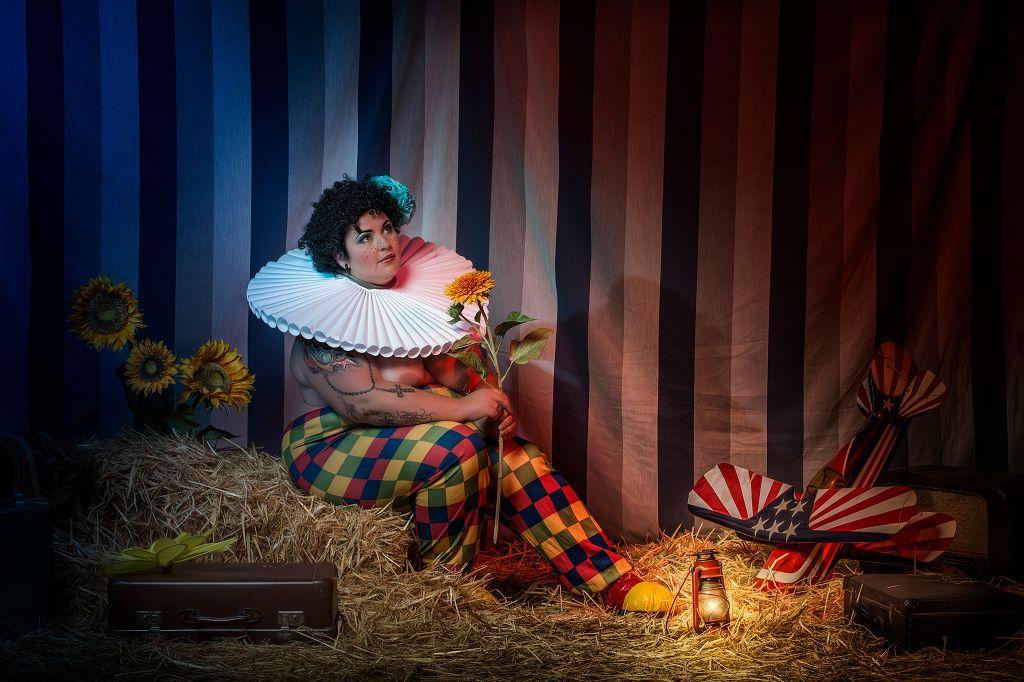 25 Punkte - Michaela Pucher - Querformat_Clownlienchen
