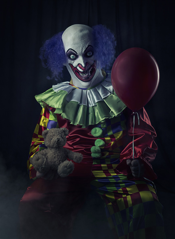 Ronald-Diensthuber_Psycho-Clown