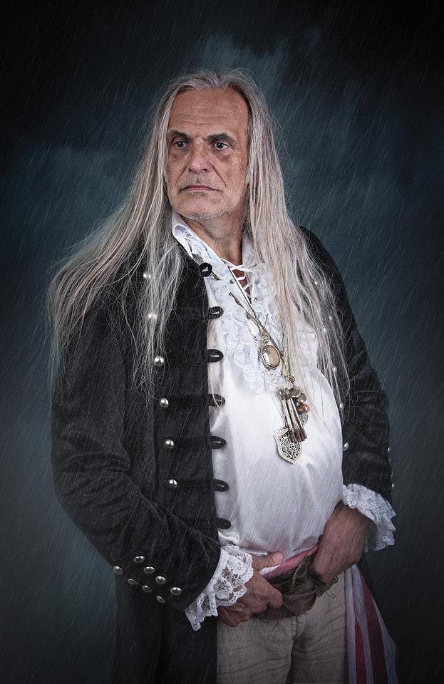 Diensthuber Ronald_Pirat Captain