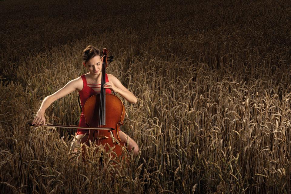 Fürst Andreas_Music in the cornfield