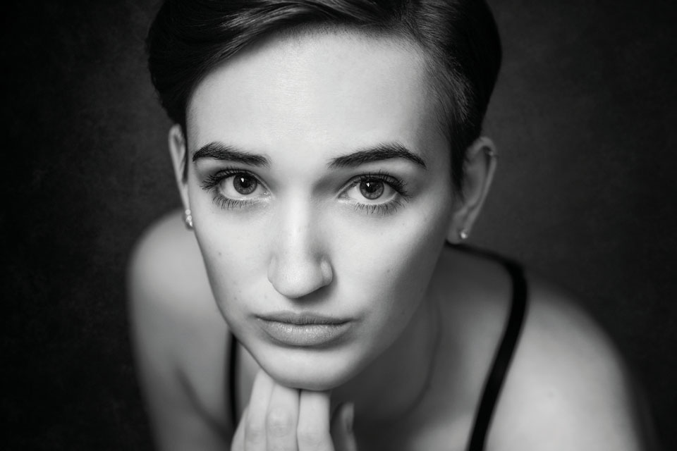 Fürst Andreas_Portrait of Valentina