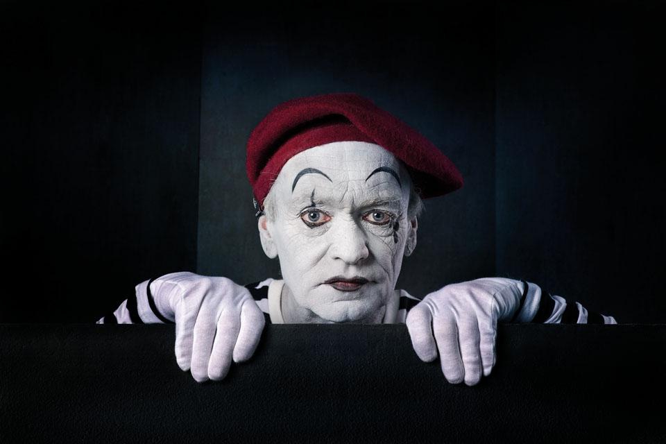 Pucher Christian_Clown